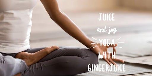 Juice and Joy Yoga