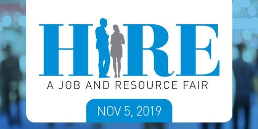 HIRE Job and Resource Fair