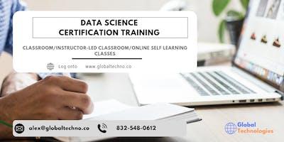 Data Science Classroom Training in New York City, NY