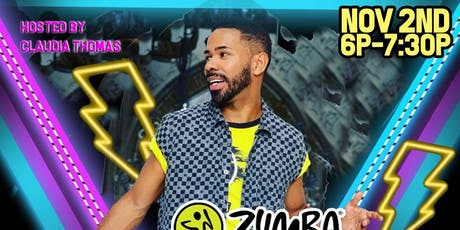 Zumba Glow Party with Rony Gratereaut tickets