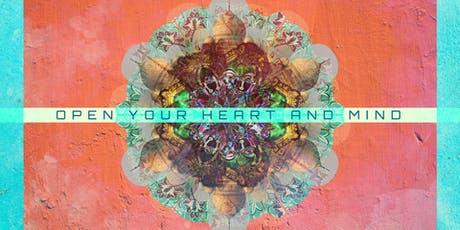 Open Your Heart and Mind tickets
