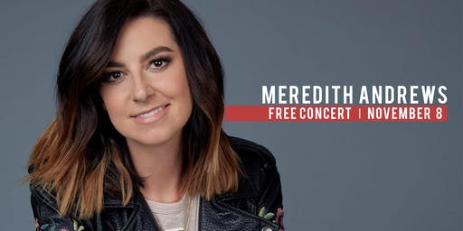 A Night of Worship With Meredith Andrews