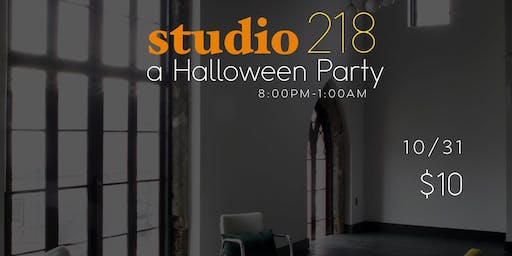 Studio218 Halloween Party