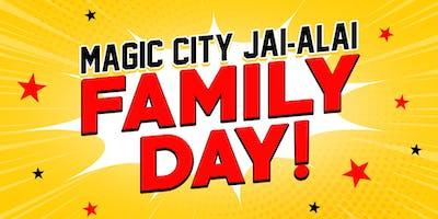Family Day at Magic City Jai-Alai! - FREE