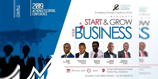 Start & Grow Your Business