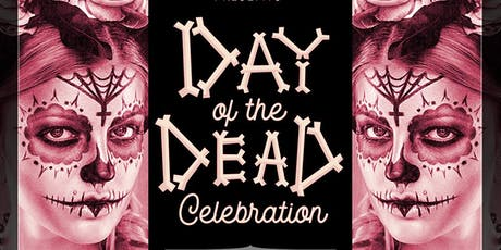 DAY of the DEAD Costume Celebration at Tongue and Groove with DJ EU! tickets