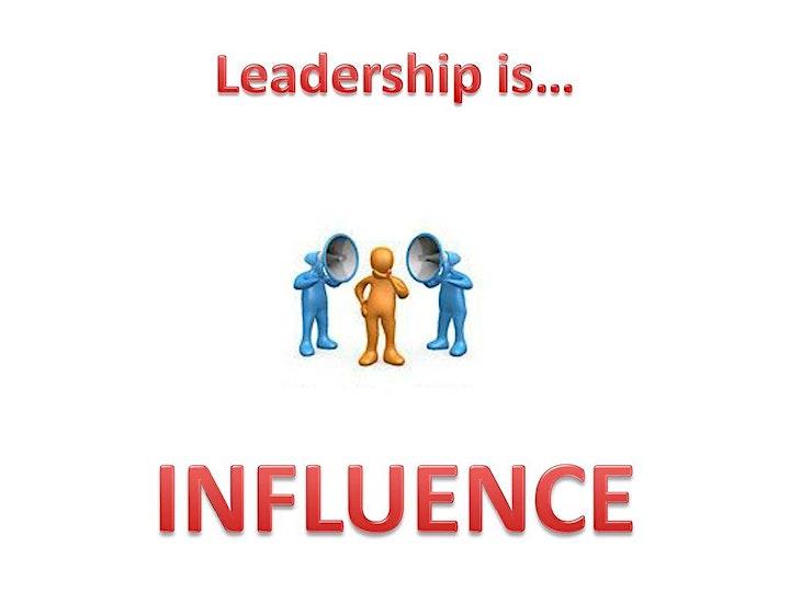 Leadership &  Influence Training image