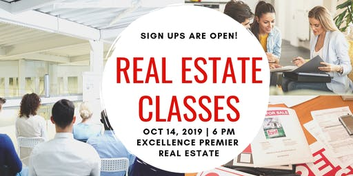 Increase your income-Real Estate Classes
