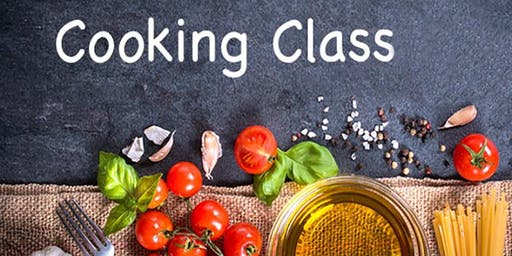 Harvest Cooking Class & Dinner