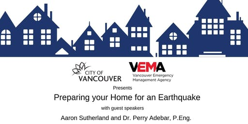 Preparing your Home for an Earthquake