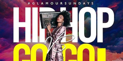 Hip Hop VS GoGo Party-#GlamourSundays @ POWER! TOB's Lil Chris Bday Bash!
