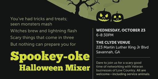 Halloween Community Mixer Benefiting Companions for Heroes