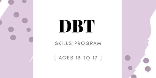 DBT Skills Group for Teens