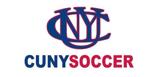 2019 CUNYAC Men's & Women's Soccer Championships