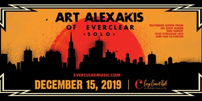 Art Alexakis at Cargo Concert Hall
