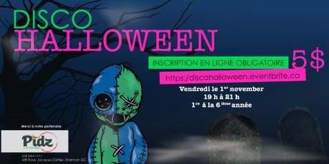 Disco d'Halloween