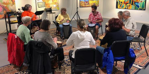 Drop-in Drum Circle Fall 2019