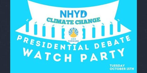 PSU Climate Debate Watch Party