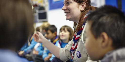 Shropshire Scouts; Adult Training; Module: Safeguarding