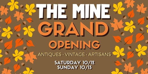 The MINE Grand Opening Weekend of Fun