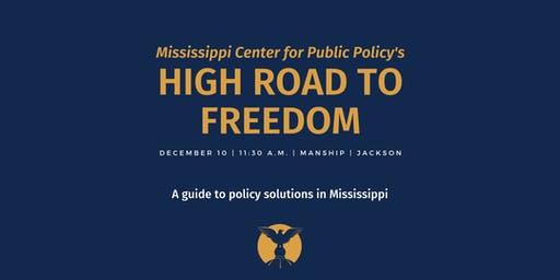 The High Road to Freedom: MCPP Policy Briefing