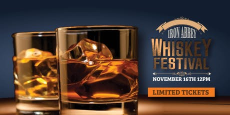 Iron Abbey Whiskey Festival tickets