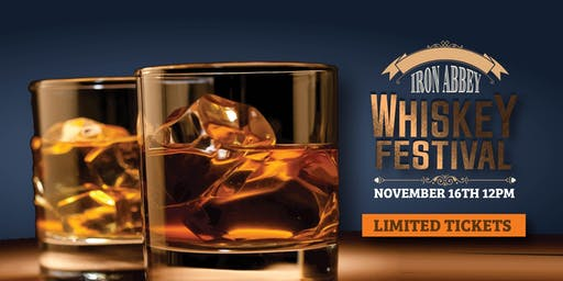 Iron Abbey Whiskey Festival