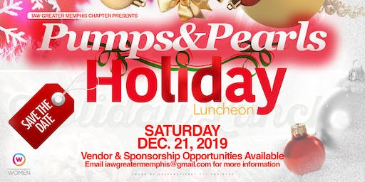 Pumps & Pearls Holiday Luncheon
