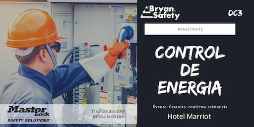 Seminario Sobre Control de Energías Peligrosas  en Tareas de Mantenimiento