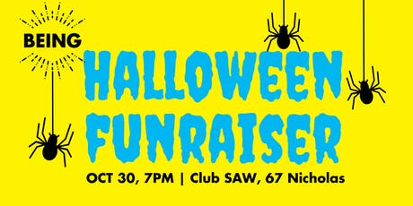 Halloween Funraiser tickets
