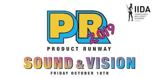 IIDA Pgh - Product Runway: Sound & Vision