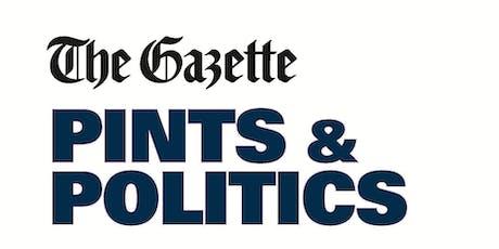 Pints & Politics tickets