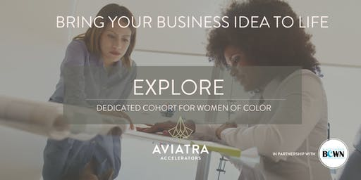 Explore Cohort for Women of Color - Fall  2019