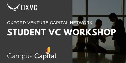 Campus Capital Intro to VC Workshop