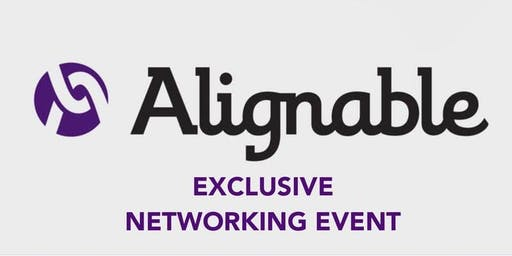 Alignable networking workshop in Chino Hills!