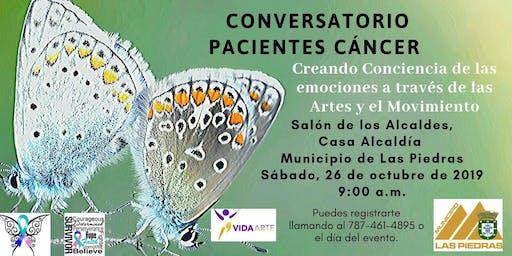 Conversatorio Pacientes de  Cáncer
