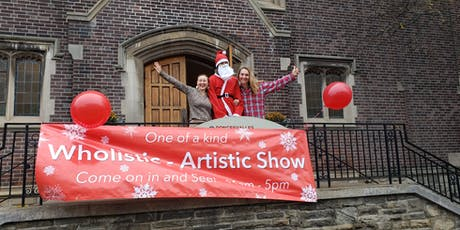 WHOLISTIC ARTISTIC SHOW - Local Christmas Fair tickets