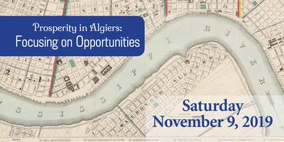Prosperity in Algiers: Focusing on Opportunities