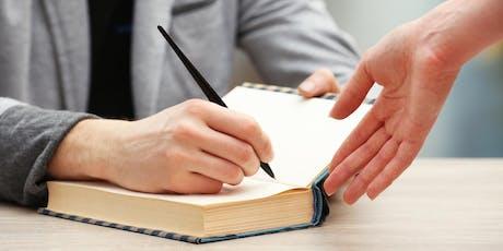 Book Signing -Alexandra Powe,  OPERATION CAREGIVERS: #LivingWithDementia tickets