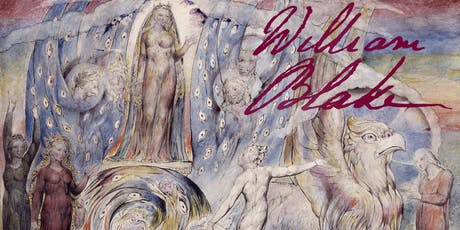 William Blake life drawing tribute with Art Model Collective tickets