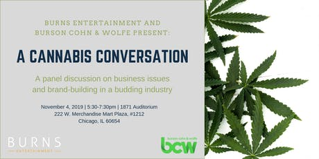 A Cannabis Conversation: A Panel  on Marketing in a Budding Industry tickets