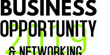 Business Opportunity & Networking 2019 tickets