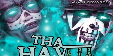 ABK / Big Hoodoo @ Holy Diver