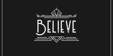 Believe | City Academy Encore Choir Show tickets