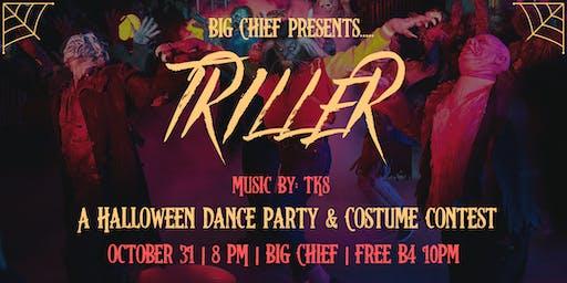 Triller...A Halloween  Dance Party