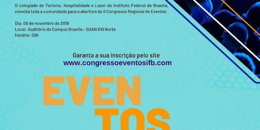 II Congresso Regional de Eventos - CONREVEN 2019
