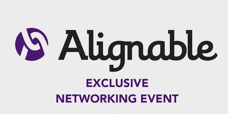 Alignable networking workshop in Rancho Santa Margarita! tickets