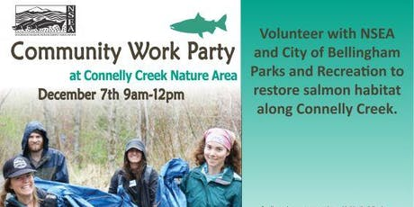 Connelly Creek Nature Area Work Party tickets