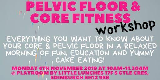 Pelvic Floor & Core Fitness Workshop