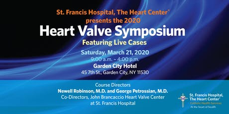 Heart Valve Symposium 2020 tickets